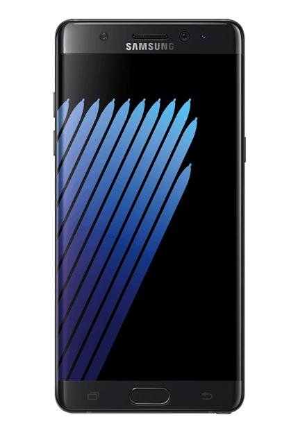 三星调查新版Note 7过热问题:正常手机也有温度波动的照片 - 2