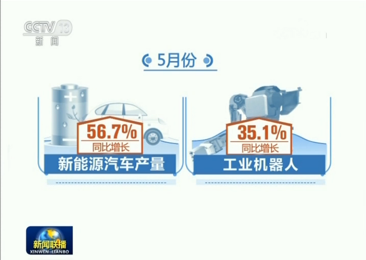 央视:中国经济结构优动能足 继续保持高质量发展