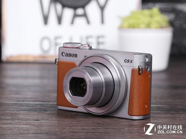 高画质高配置 佳能便携相机G9X Mark II