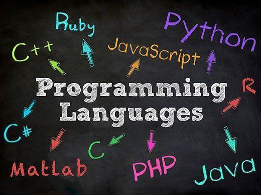 2016年收入最高的5个编程语言 JAVA和C没在前五?的照片 - 1