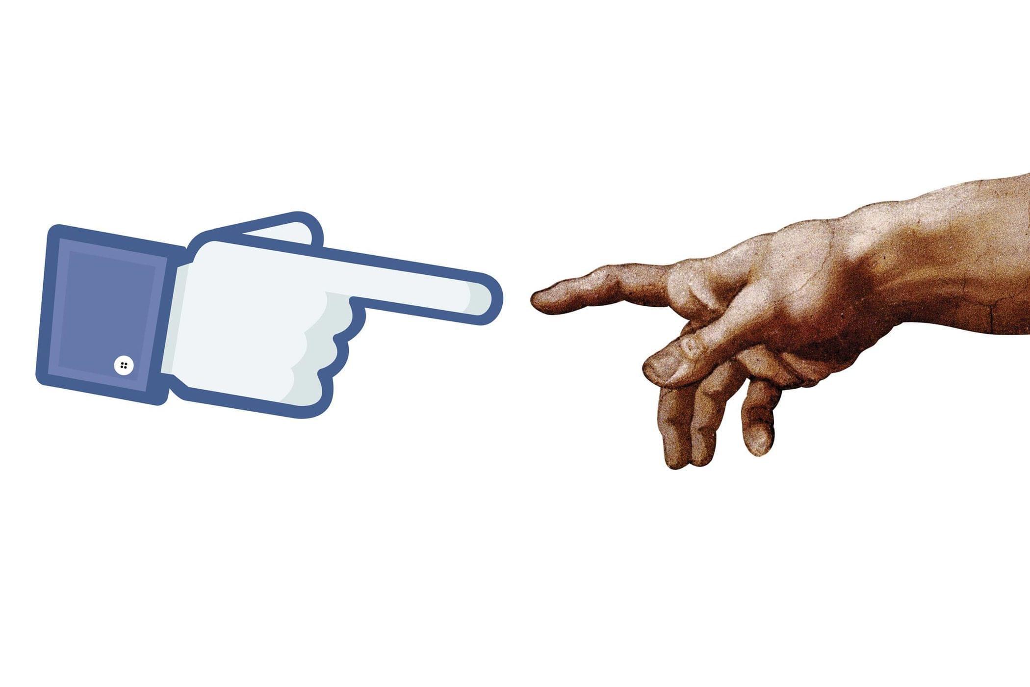 融入骨髓 谷歌Facebook的未来愿景还是基于广告