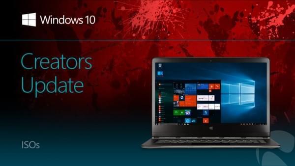 Windows 10 Build 15002 镜像官方开放下载的照片
