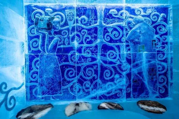 全年开放的瑞典冰酒店Icehotel 365即将开业的照片 - 6