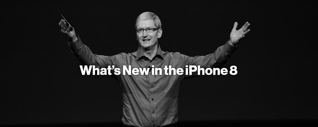 苹果靠完善对手开创的功能取胜iPhone8也不会例外
