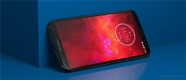 价格4700元 Moto Z3 Play 6GB+128GB版亮相
