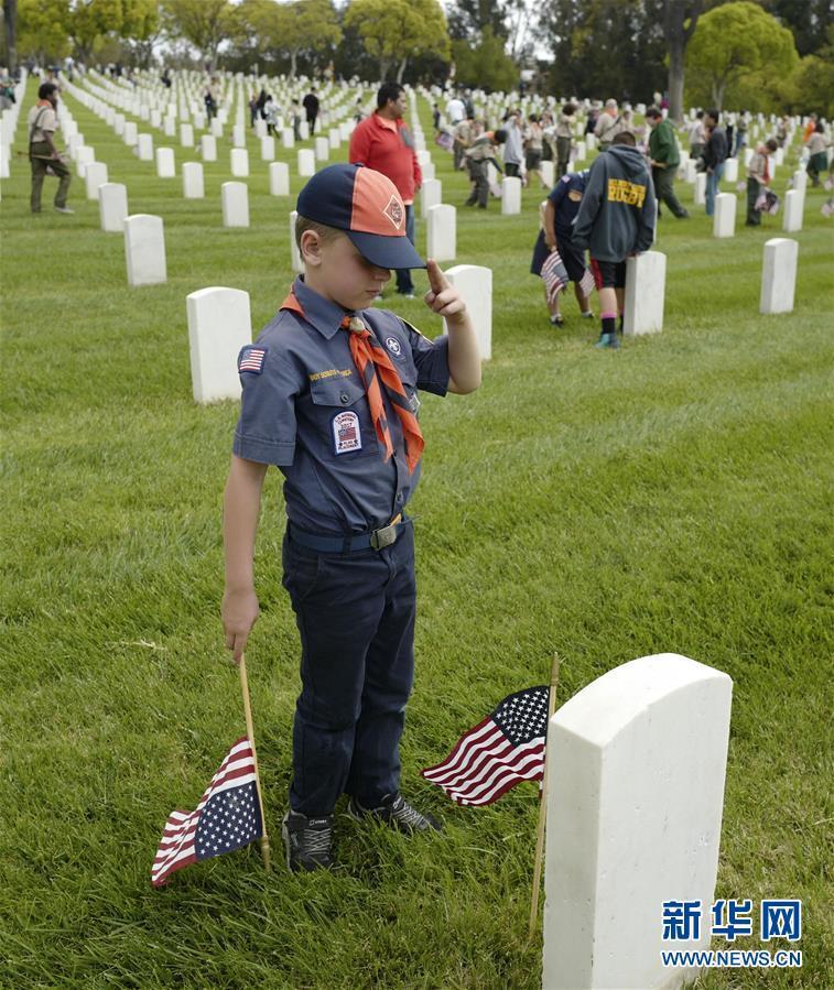 """半数美国人认为军人是""""英雄""""比例远高于欧洲"""
