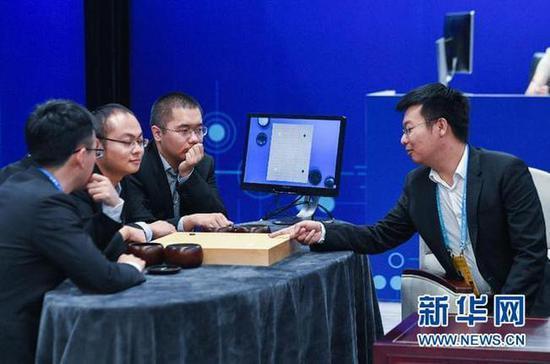 5世界冠军集体调戏AlphaGo 机智测出战神1短板