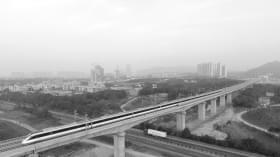 长江中游城市群--常益长高速铁路开工 常德纳入长沙半小时生活圈