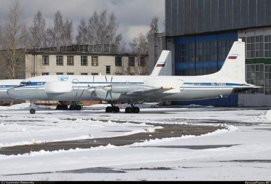 """俄将伊尔-22改造成""""星战飞机"""" 可实时监控战场"""