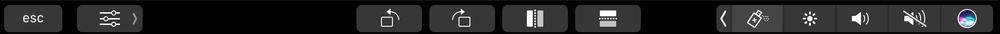 抢先看苹果自家的应用会如何支持Touch Bar的照片 - 34