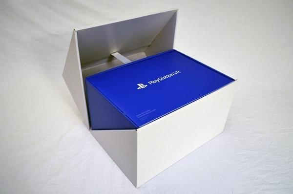 索尼PS VR零售版开箱 附赠这几款游戏大作的照片 - 4