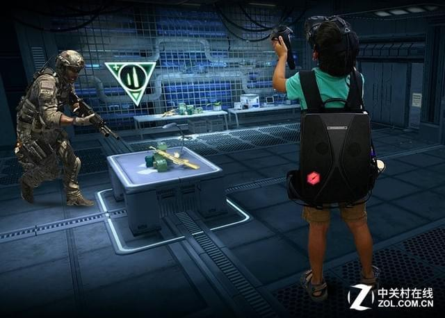 摆脱线缆的束缚 VR背包电脑将成为主流