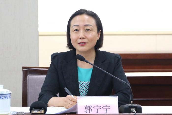 金融副省长再添一员 农行副行长郭宁宁赴任福建省副省长
