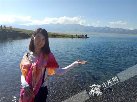 """重庆一高校女老师 成微视频""""女主""""圈粉无数"""