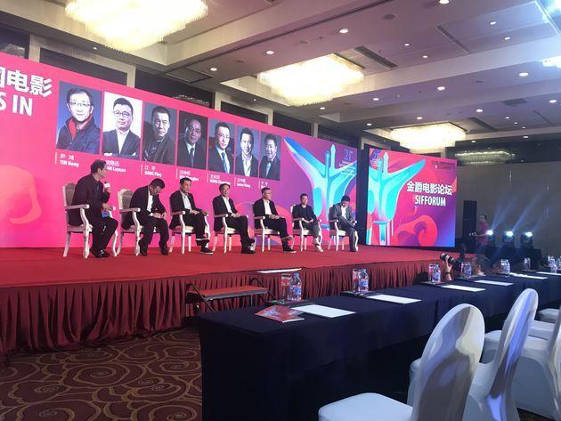 华谊王忠磊:舆论环境是电影业发展不可忽视的条件