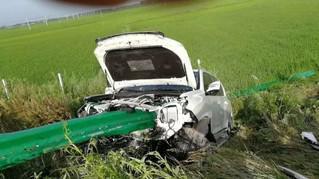 绥北高速发生单方面事故 原五大连池市委书记身亡