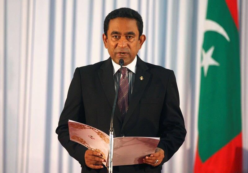 马尔代夫宣布进入紧急状态 外交部提醒暂勿前往