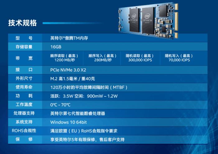 Intel傲腾闪存加速盘国内首发开卖:16GB/379元的照片 - 4