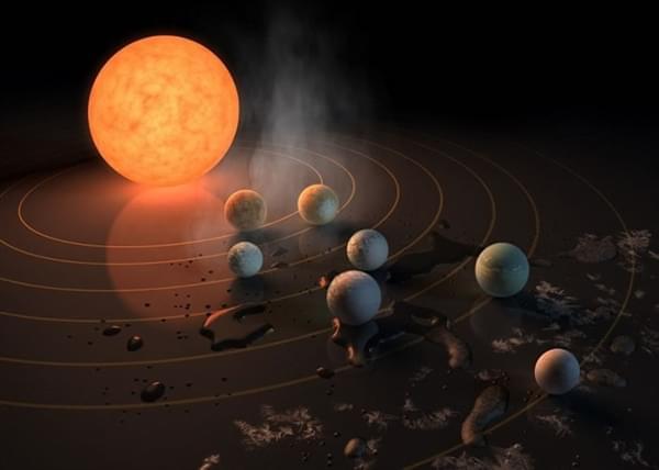 """我们终于看到了40光年外的""""地球""""的照片 - 3"""