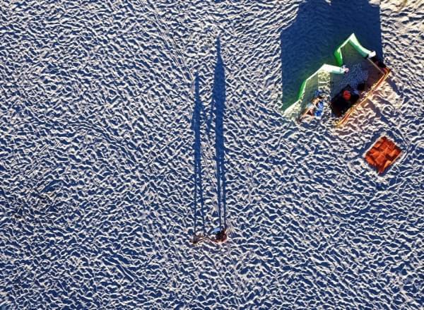 2016年最惊艳的20张无人机航拍摄影作品出炉的照片 - 5