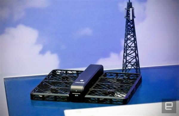 中国移动基站将支持无线充电:无人机永久不落的照片