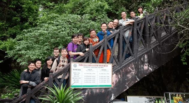 十年时光 离开的谷歌给中国互联网界留下了这些人的照片 - 36