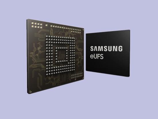 UFS 3.0闪存明年将开始商用:三星S10或首发