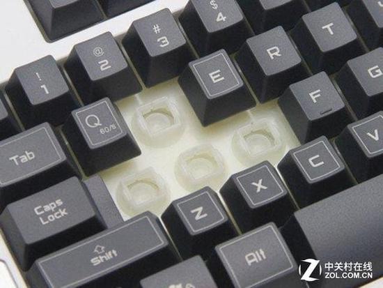 DIY外面设佰科:叁父亲薄膜键盘构造全松析