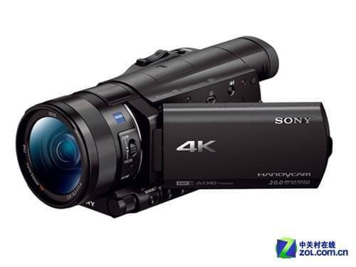 超凡性能 索尼AX100E西安促销10200元
