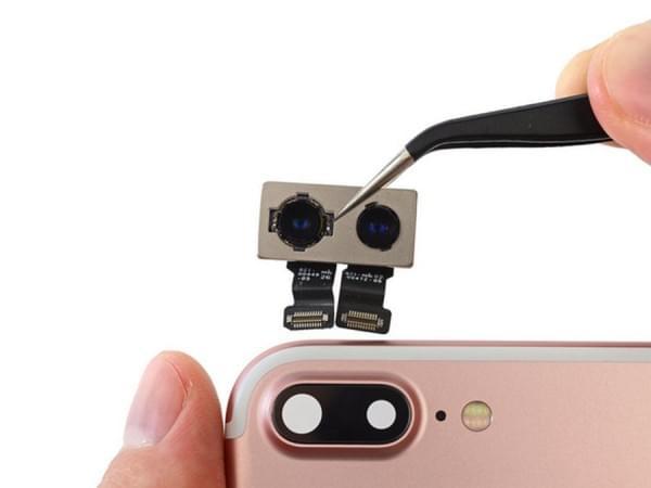 iPhone 7 Plus拆解:2900mAh容量电池的照片 - 19