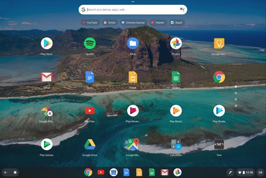 谷歌Pixel Slate平板电脑上手记:比微软Surface好