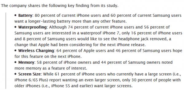 调查显示近半数三星Galaxy Note用户有意愿购入iPhone 7的照片 - 3