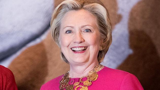 希拉里·克林顿欲看《神奇女侠》 表彰强大女性