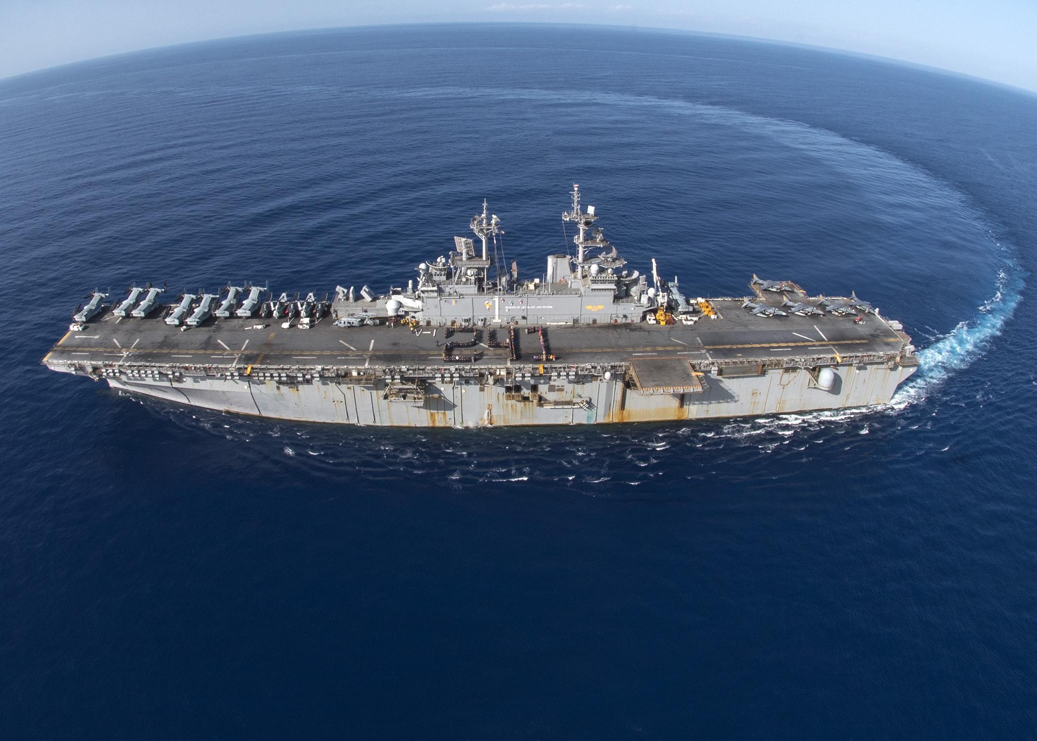 美媒称美军舰访问香港被中国拒绝 中国外交部回应