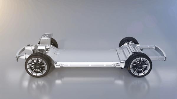 法拉第发量产汽车FF91 贾跃亭称能代替所有车型的照片 - 12