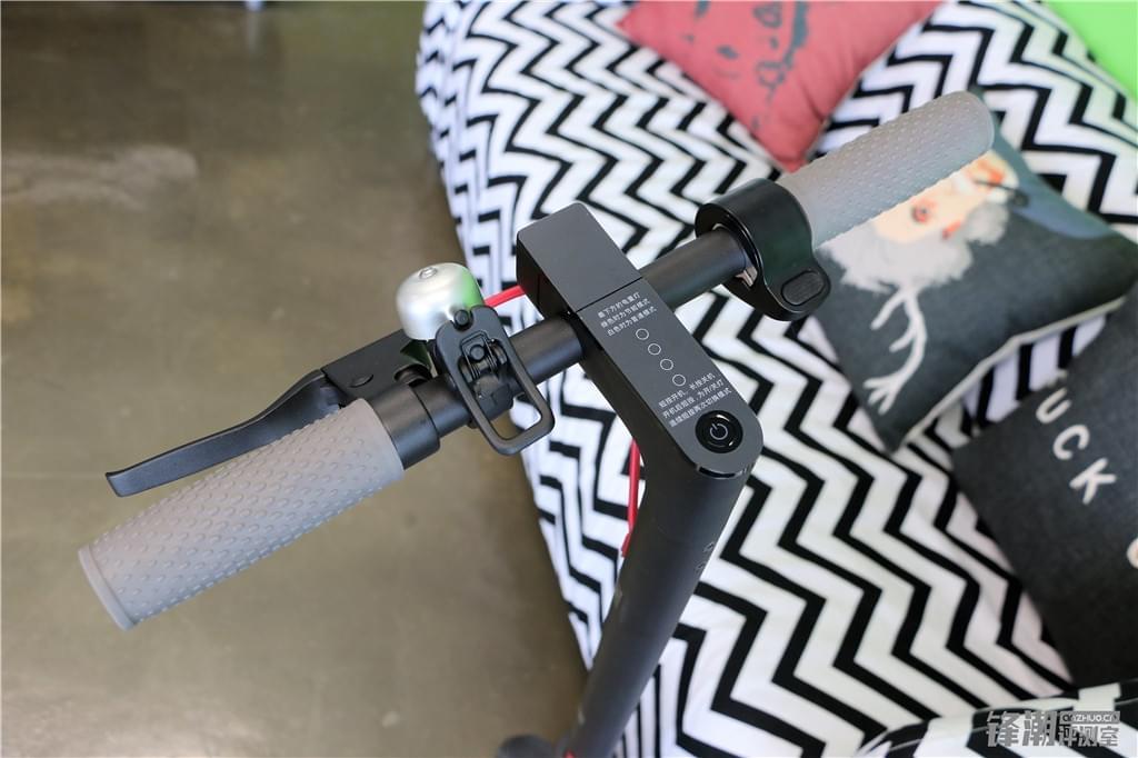 看看这车溜不溜:小米米家电动滑板车体验评测的照片 - 6
