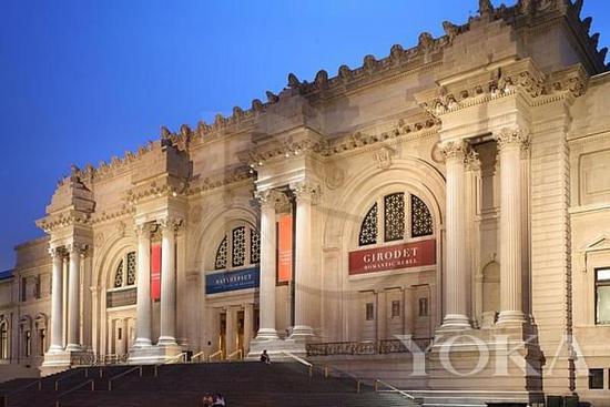 纽约大都会博物馆