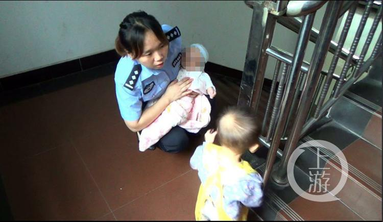兒子吸毒被查獲 其父母要求派出所撫養2個孫子