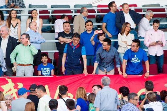 图说:沙特足球用钱来换自己国家年轻队员的成长,这对中国足球也有借鉴意义。