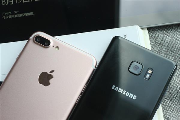 华强北iPhone 7 Plus终极预览机模杀到:对比三星Note 7的照片 - 11