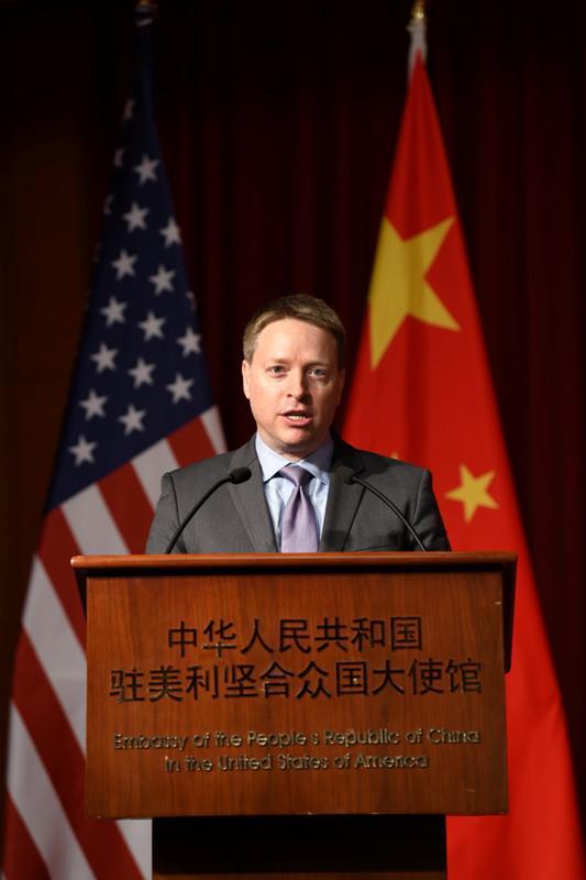 崔天凯:中美关系再一次需要作出历史性的选择