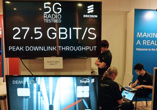 美国运营商今年底推出5G固网业务 全球展开5G商用竞赛