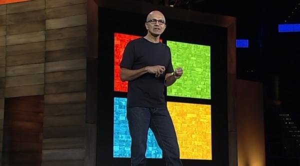 微软CEO纳德拉:我们的AI之路将会与众不同的照片 - 1