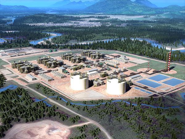 加拿大最大液化天然气项目开工在即 中石油参股15%