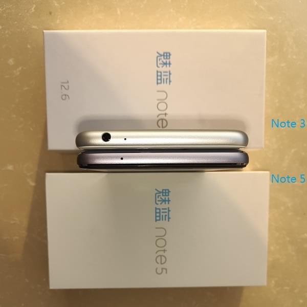 魅蓝Note 5上手简评:成熟方案加快充、轻薄在手续航久的照片 - 24