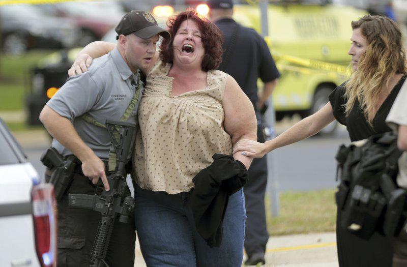 美国一日之内发生两起枪击事件 已致2死9伤