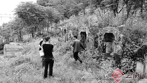 5名村民化身摸金校尉撬盗43冢古墓自家祖坟也盗挖
