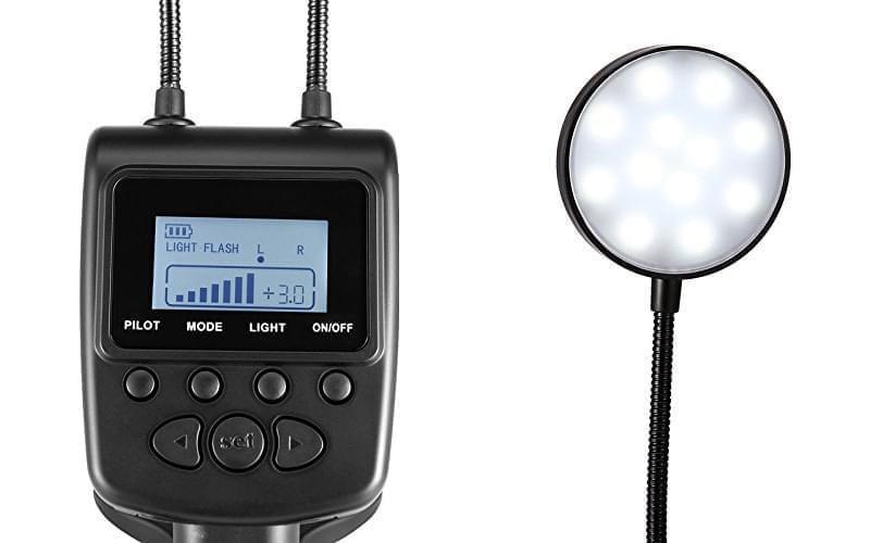 宝丽来发布新款Flexi LED微距闪光灯