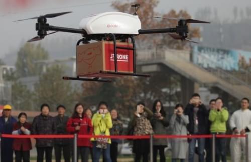 快递分拣机器人视频走红 物流行业还有哪些高科技?的照片 - 2