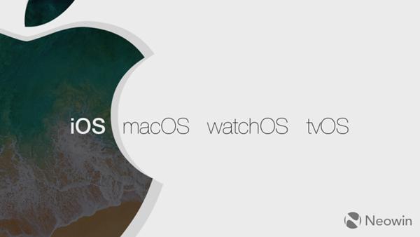 macOS10.13.3/watchOS4.2.2/tvOS11.2.5更新发布